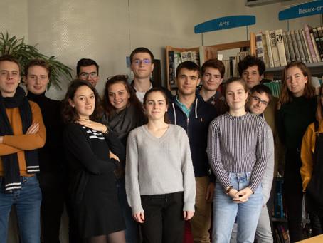 Des lycéens inventent les éditions du Turfu