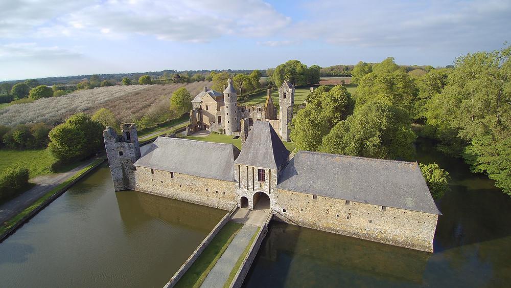 chateau de gratot mon cher watson normandie