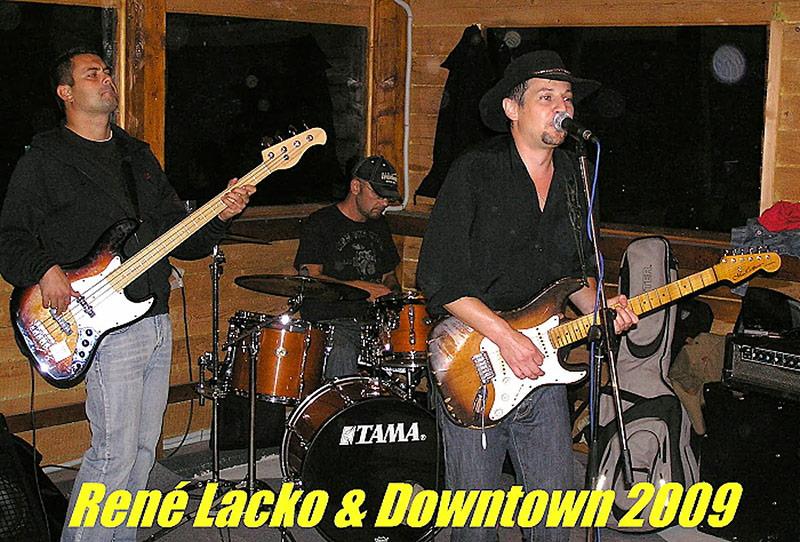 René Lacko & Downtown