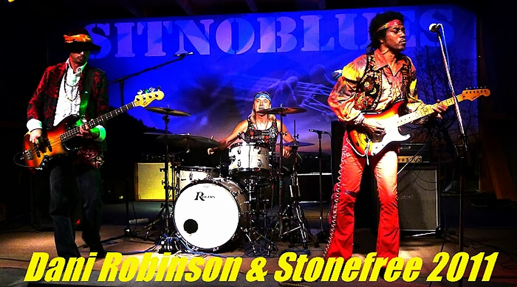Dani Robinson & Stonefree