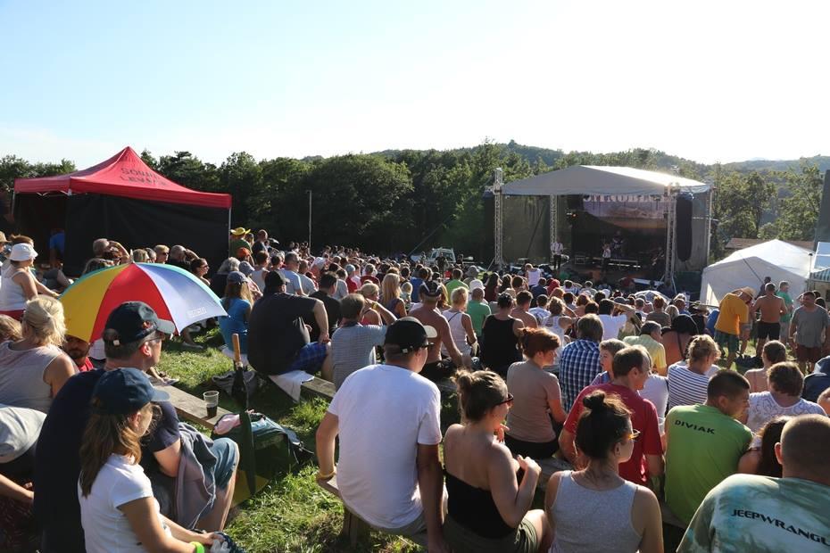 Atmosféra festivalu