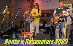 Peter Bonzo Radvány & The Resonators