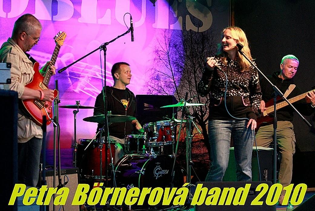 Petra Börnerová band