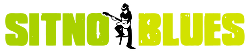 Logo festivalu Sitno Blues
