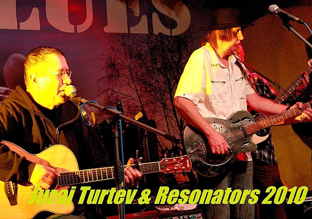 Juraj Turtev & Resonators