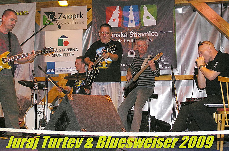 Juraj Turtev & Bluesweiser