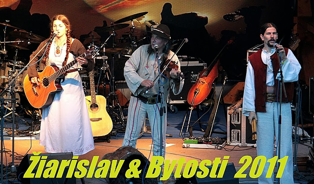 Žiarislav a Bytosti