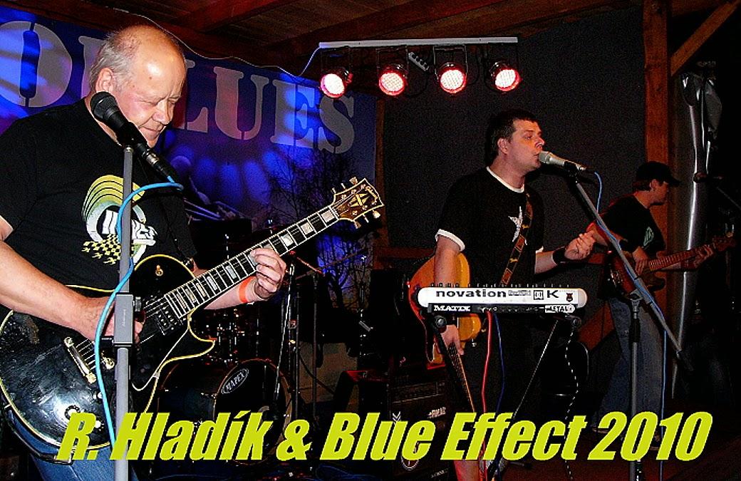 R. Hladík & Blue Effect