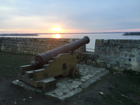 Canon de la citadelle