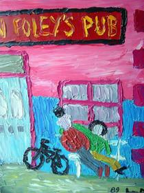 Dan Foley's Pub - 1989