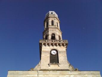 Eglise Saint Seurin - Lamarque
