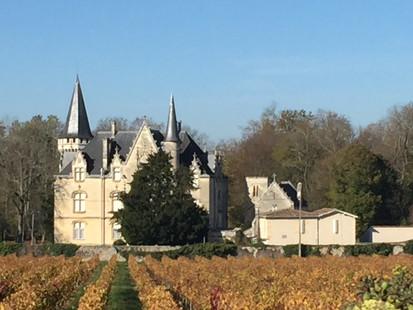 Château à Blaye