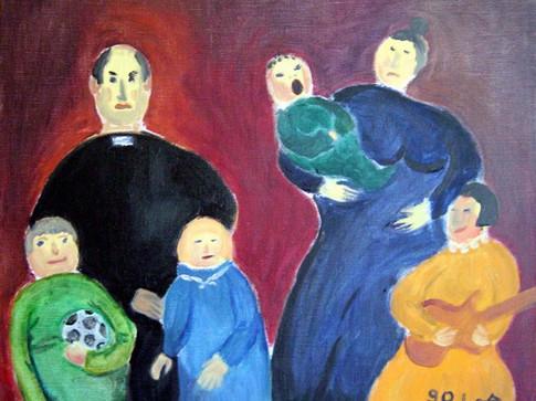 Holy family - 1989