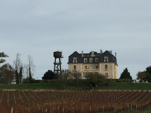 Château Ségonzac - Saint Genès de Blaye