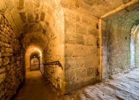 Citadelle de Blaye - Les souterrains