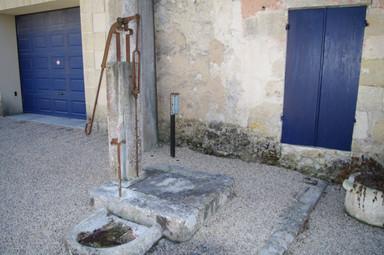 Saint Genès de Blaye - Fontaine