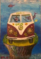 The Hippie Trail to Goa