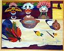 1990.07 - Papou's Dinner.jpg