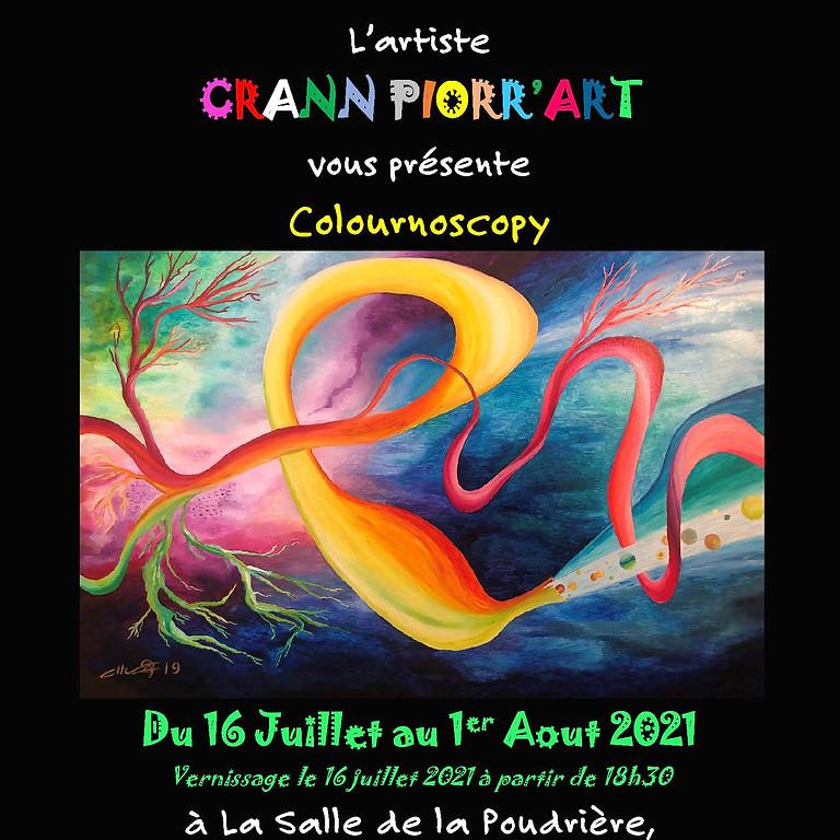 Crann Piorr'Art expose à la Poudrière de Blaye