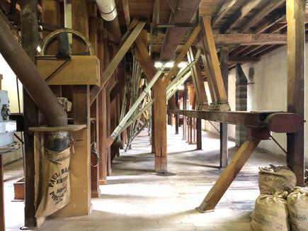 Le moulin de Porchères