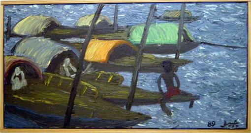 Honk kong - 1989