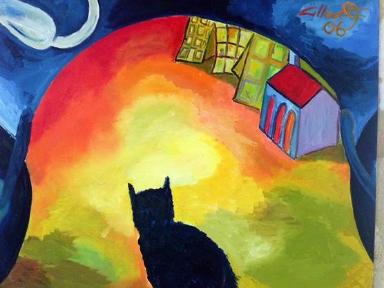 Cat'n wheels - 2006