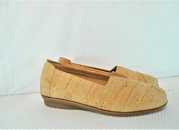 Gesloten schoenen in kurk