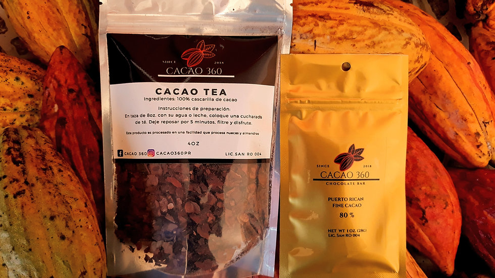 Cacao 360 Special Pack