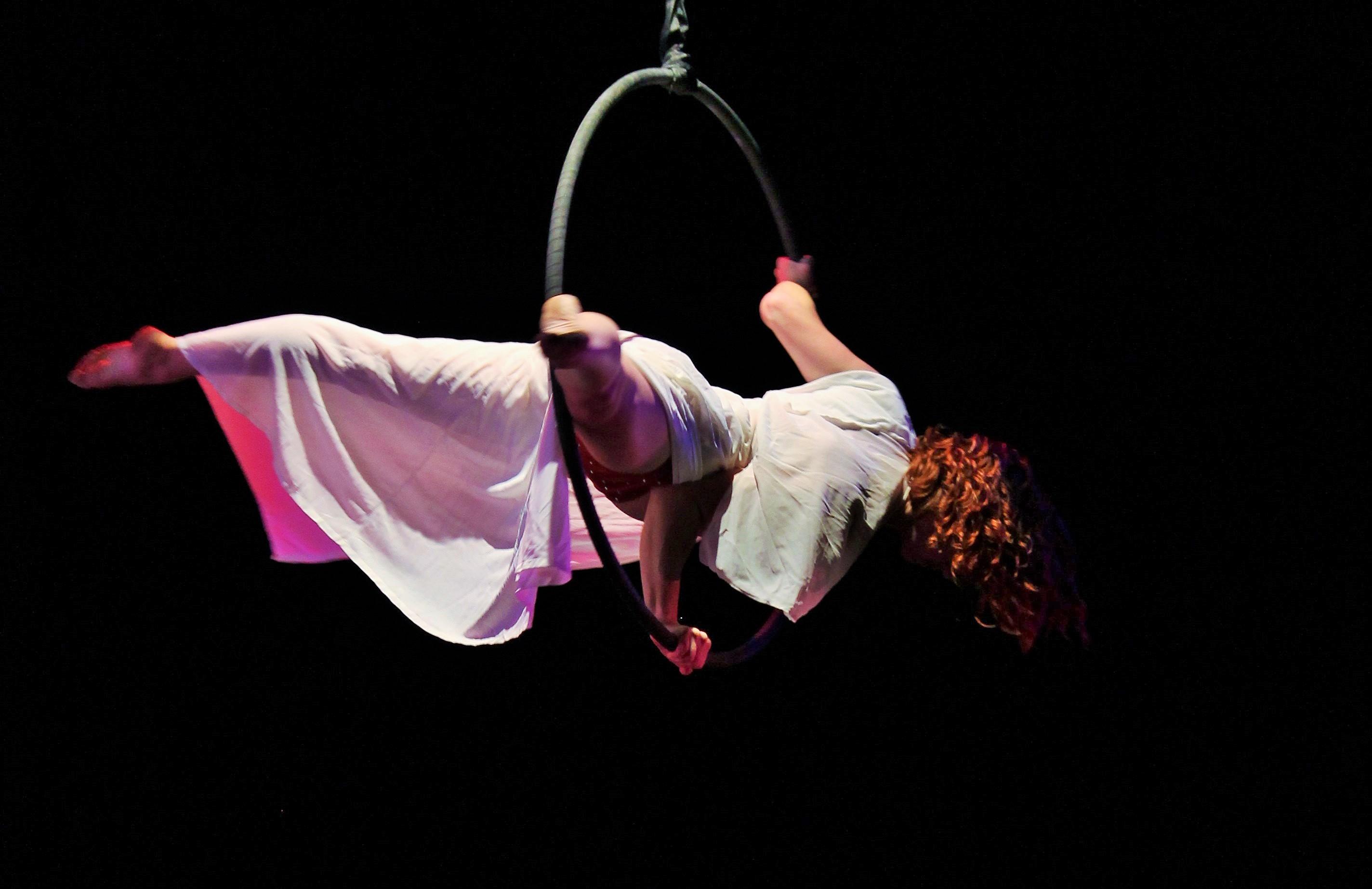 Aerial Dance Festival, Boulder, CO