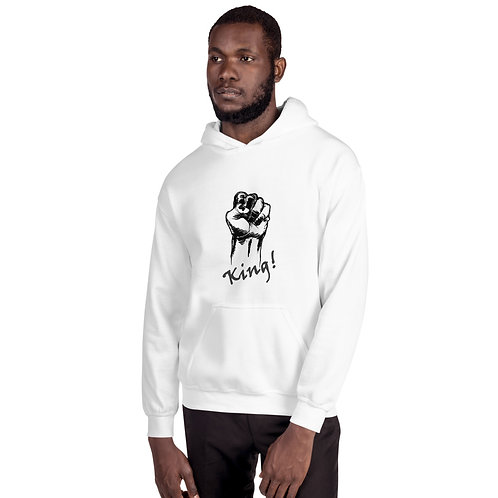 """Bad & Bougee 4Real 'the Culture"""" KING Unisex Hoodie for Men"""