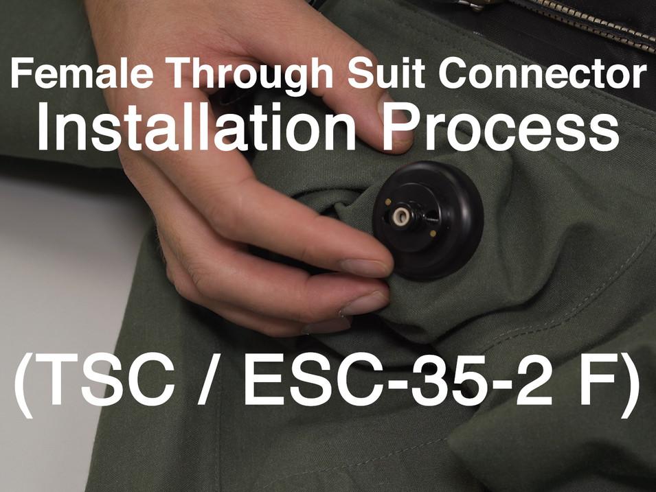 Female TSC Install