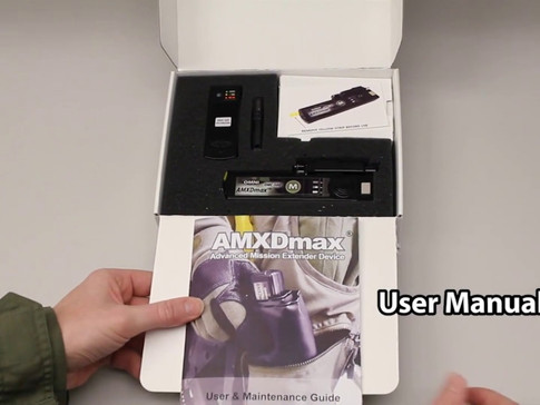 AMXDmax Instructional Video | Female | Initial setup