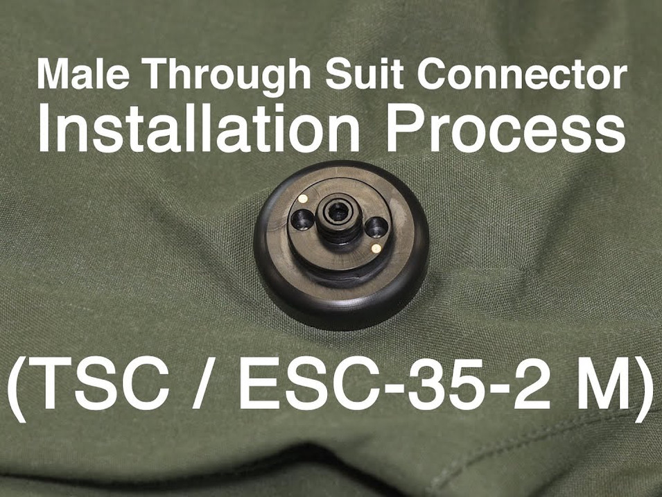 Male TSC Installation Process
