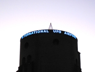 UFO AIRPORT