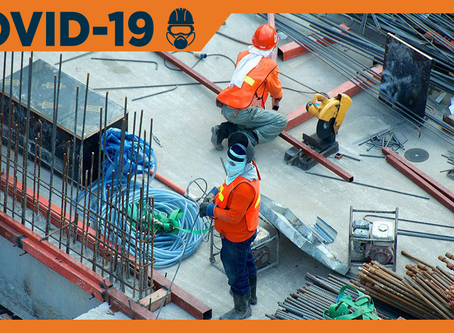 New York COVID-19 Construction Industry Update 3/31/20