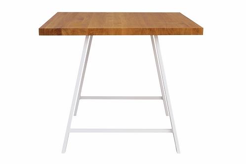 A shape Steel Dining Table Legs (set of 2). Metal Table Legs.