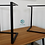 "Thumbnail: L shape Steel Dining Table Legs (71cm/28""wide)."