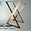 Thumbnail: Steel Table Legs XZ shape (set of 2). Great Metal Legs For Dining Table