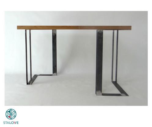 Handmade Steel Metal Table Legs I Stalove.com