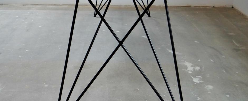 Butterfly Steel Table Legs