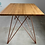 Thumbnail: Butterfly dining table