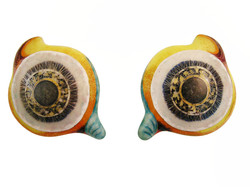 Eye Brooch