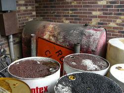 Drum Storage