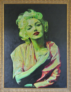 Marilyn after Titian