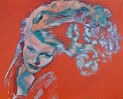 """The Throw"" (Rita Hayworth)"