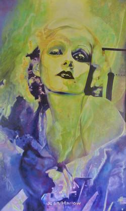 Selfie (Jean Harlow)