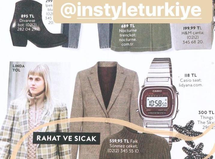 Instyle Turkey