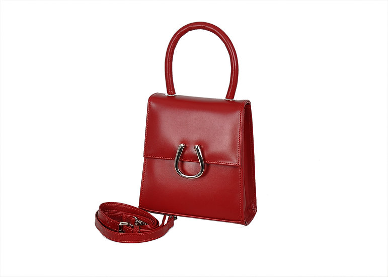 Red Leather Micro DEM