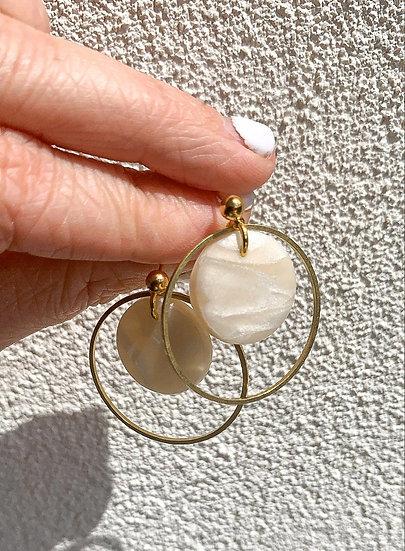 Alina Warm Marble Drops