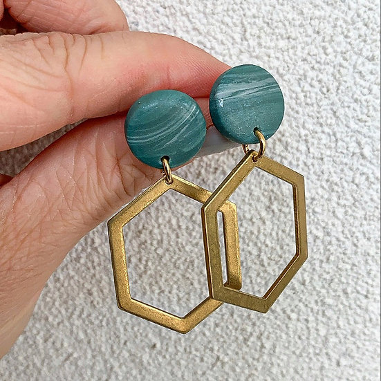 Taylor Hexagon Drops
